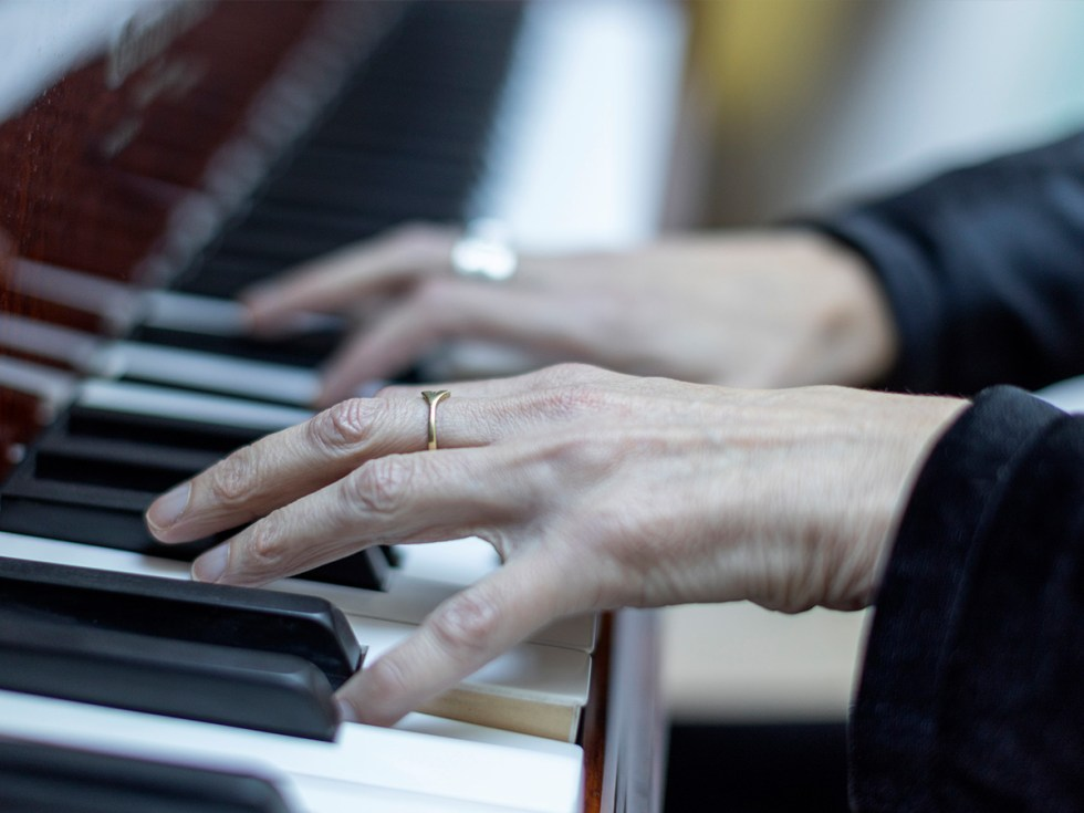 Carolien Devilee - pianospelen