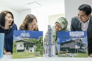 Laneige, Laneige Waterful Sharing Campaign, 2016, CSR, Orang Asli, Campaign