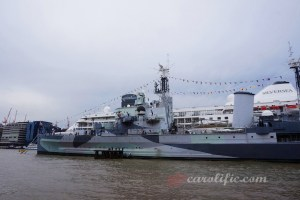 HMS Belfast, Travel, London, UK,