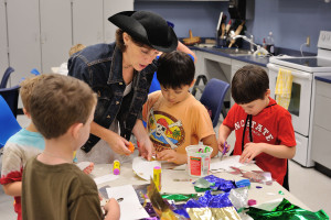 Openings are available in two of the museum's popular summer camps. Image credit: N.C. Museum of History