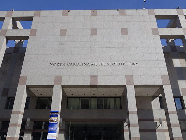 Starring North Carolina