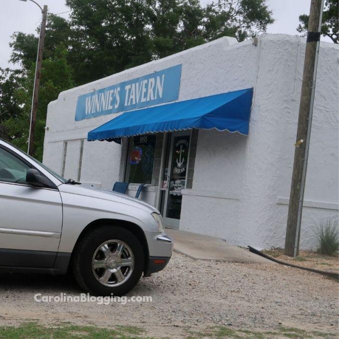 Winnie's Tavern - Wilmington, NC - CarolinaBlogging