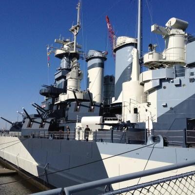 Battleship HO HO HO