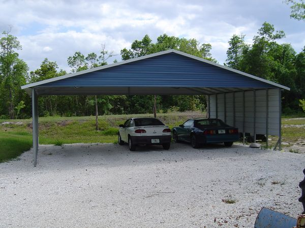 Triple Wide Carports Carolina Carports