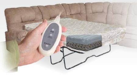 Air Dream Ultra Sleeper Sofa Mattress