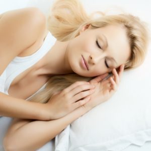 Sleeping is essential to renewing our beauty daily