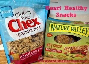 My Favorite Heart Healthy Snacks