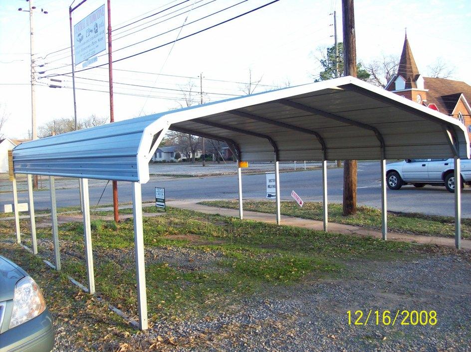 Metal Carports Hendersonville NC North Carolina Carports