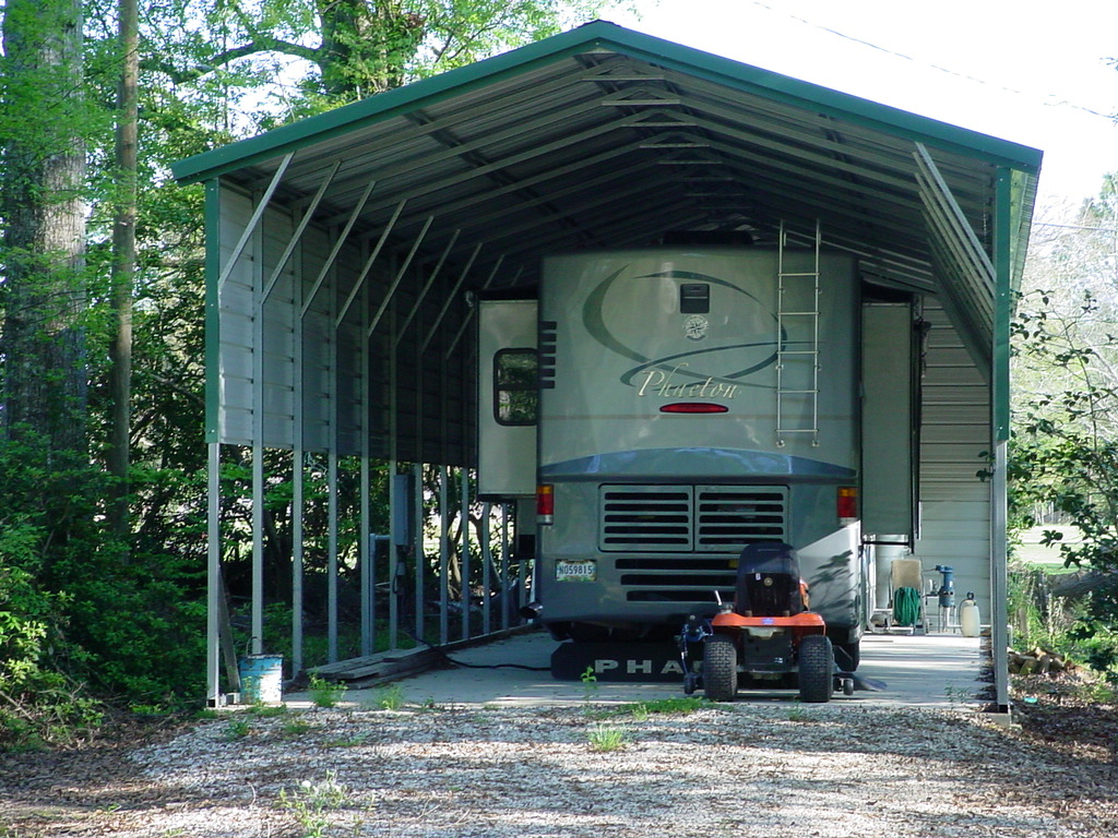 Southern RV Cover Packages