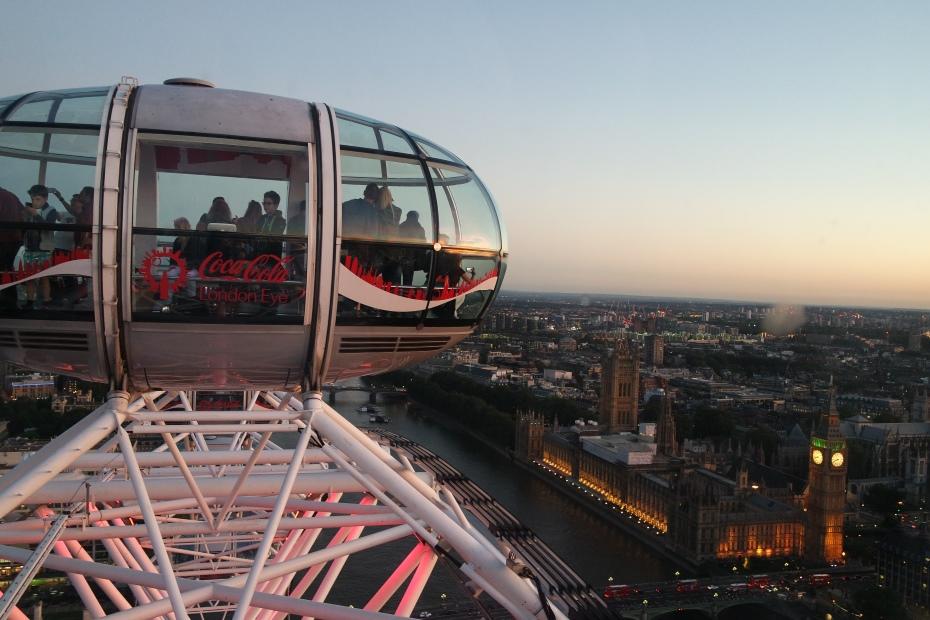 La mia vacanza a Londra