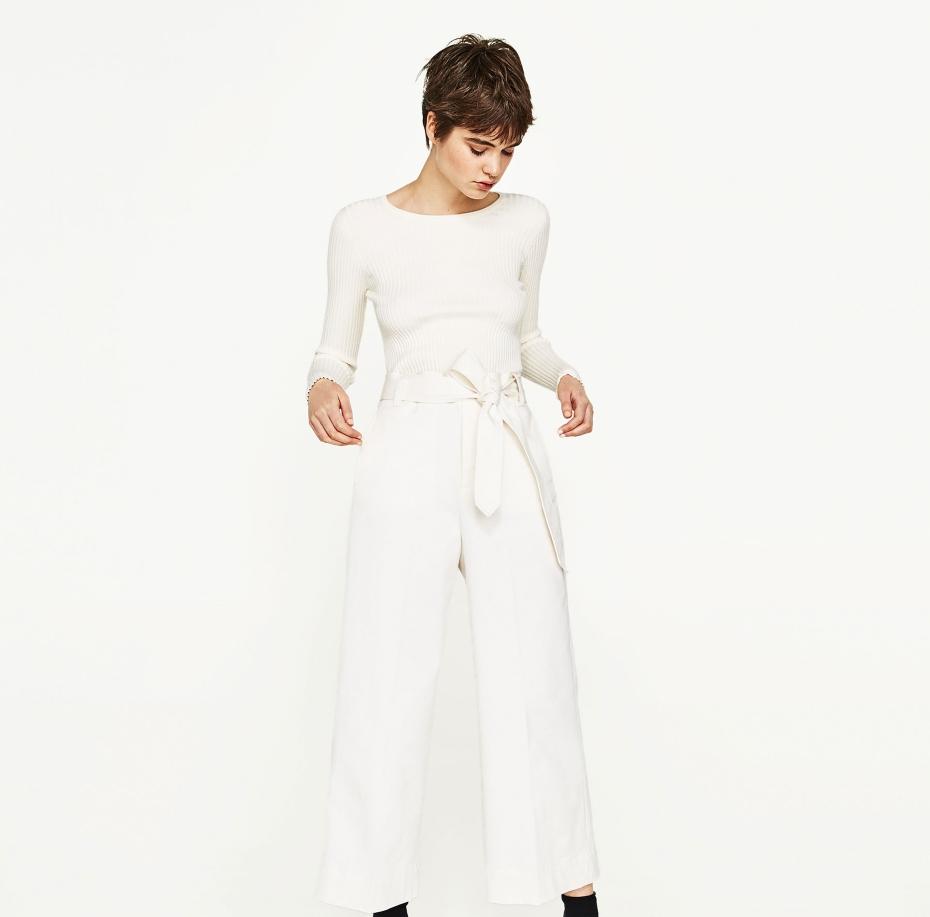 nuovo stile 0e1fb 26665 Outfit low cost firmato Zara! - Carolina Milani