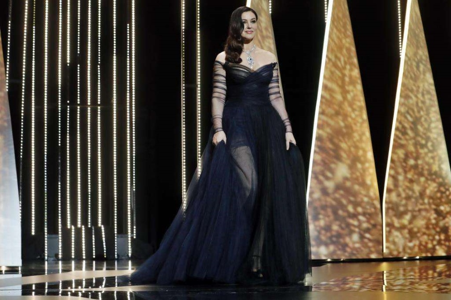 Monica bellucci Cannes 2017
