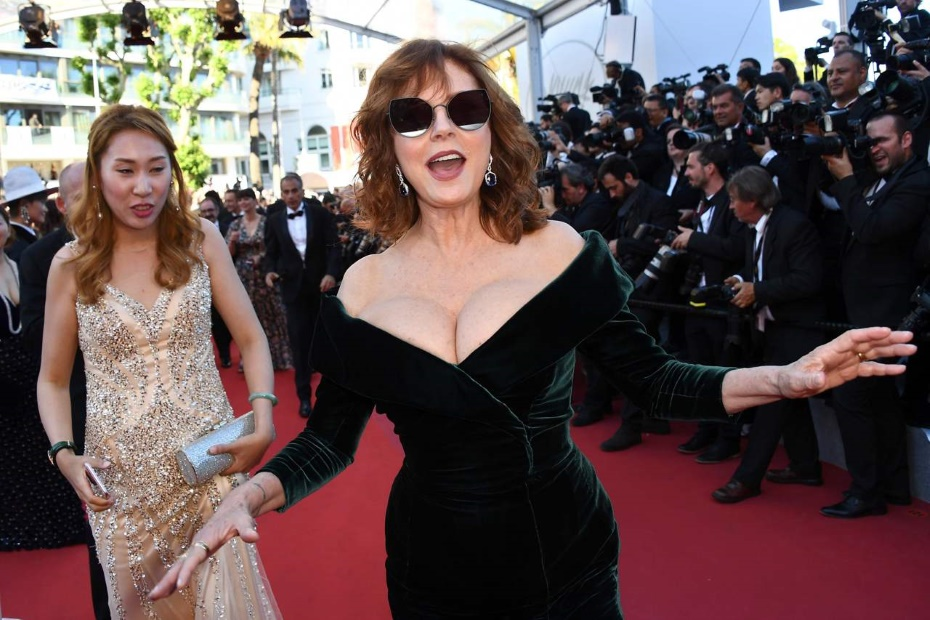 Outfit cannes 2017