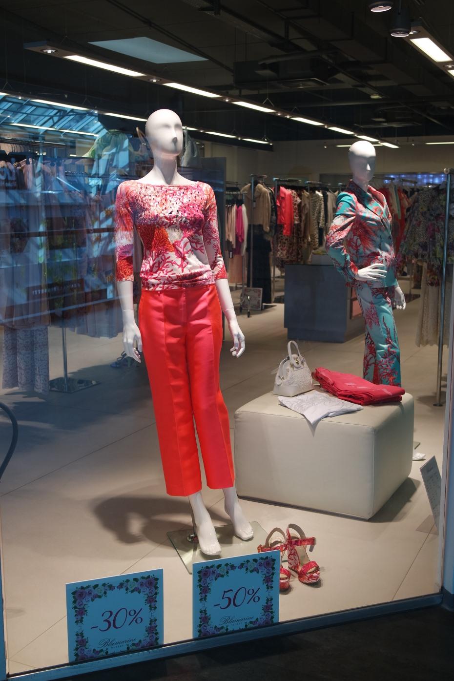 negozi abbigliamento