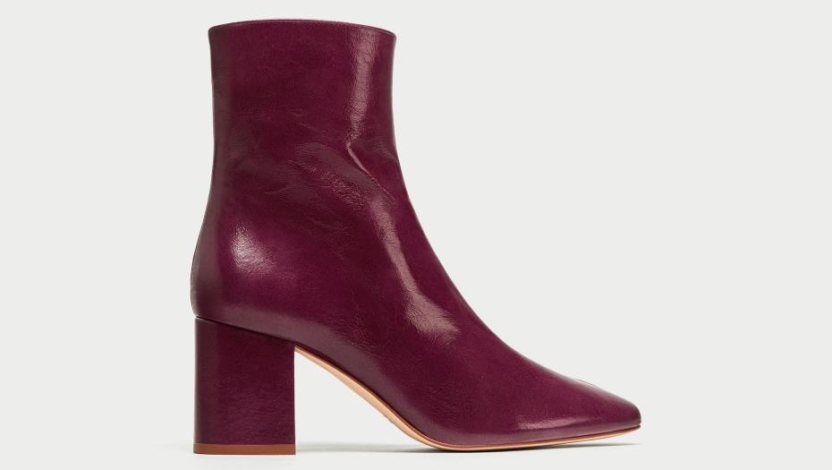 Le scarpe di tendenza per l'autunno inverno 2017-18
