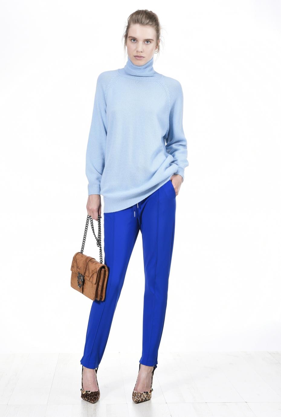 Maglioncino azzurro