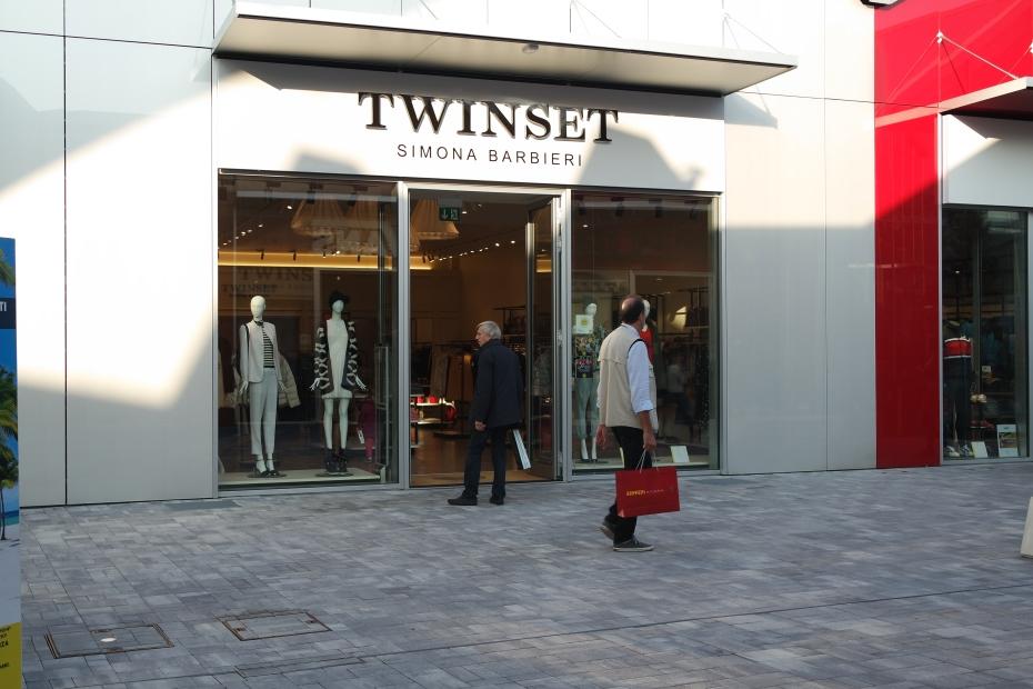 Twin set negozio