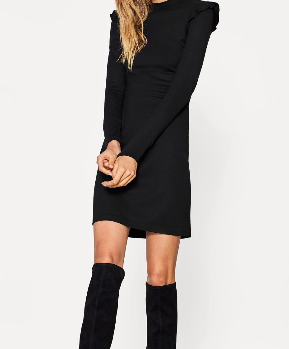 Vestito nero per capodanno