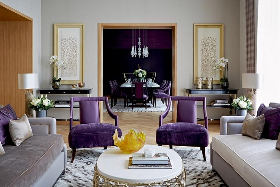ultra violet arredamento casa