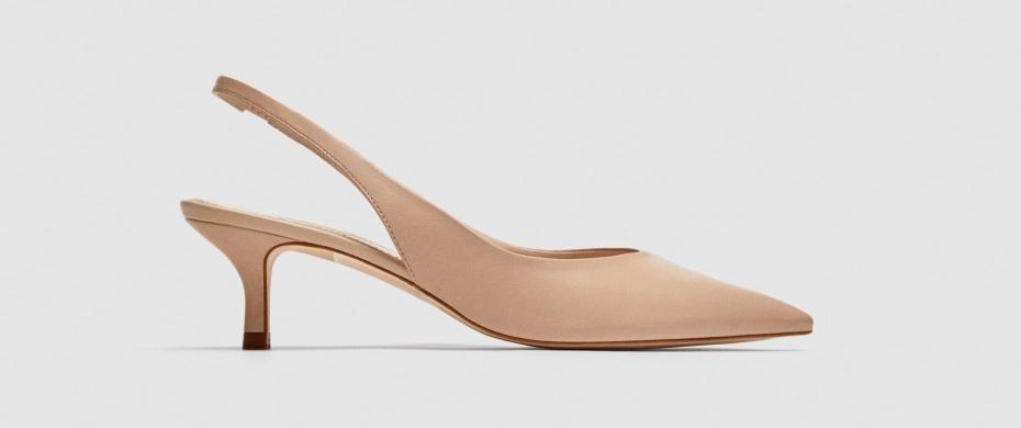 Scarpe Zara 2018  i modelli più belli della collezione! - Carolina ... 7f5354ad614