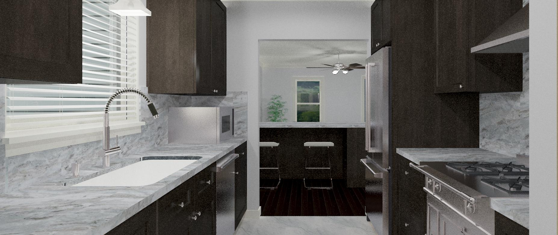 Kitchen Update for Our Investment Property