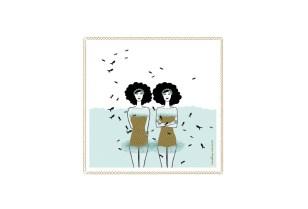 Bailarinas de acuario