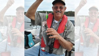 Try crankbaits for crappie when the fish go deep