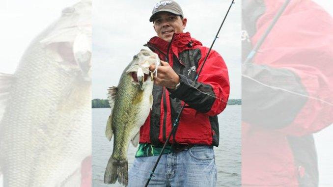Lake Wateree bass