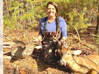 Pickens County bucks