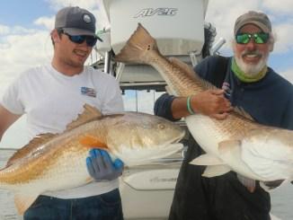 Winyah Bay Bull Redfish
