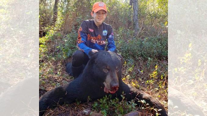 Onslow County bear