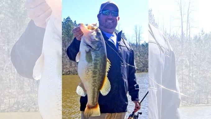 Jordan Lake bass