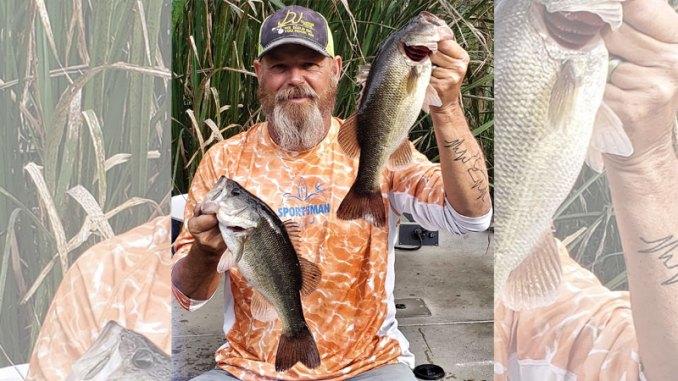 Waccamaw River bass