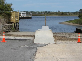 closed boat ramps
