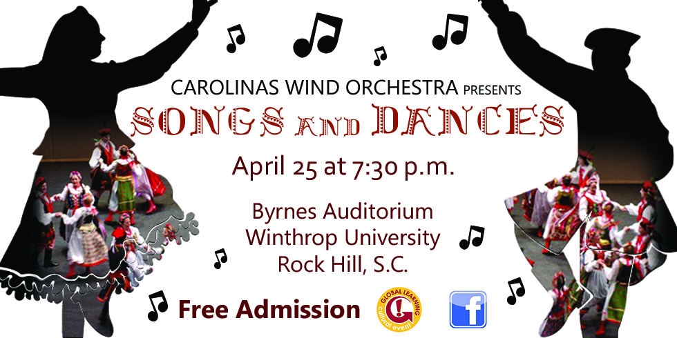 Concert – Songs and Dances