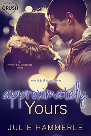 Approximately Yours Book Cover