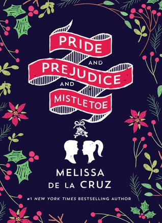 Pride and Prejudice and Mistletoe Book Cover