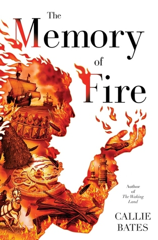 The Memory of Fire Book Cover