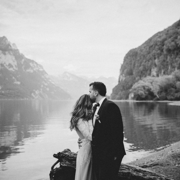 Swiss Elopement At Rapperswil Castle