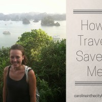 how travel saved me