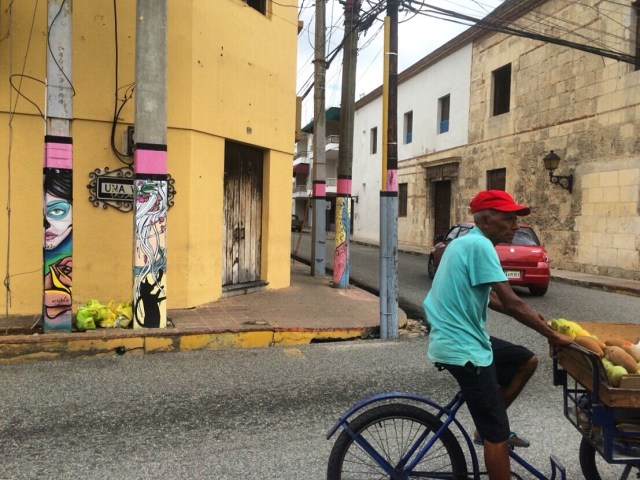 santo domingo street art