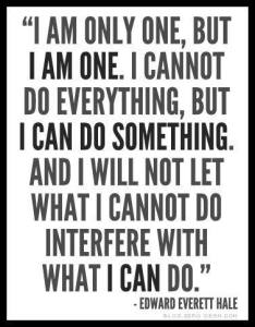 Sunday Inspiration: I Can.