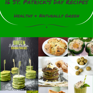 16 Naturally Green & Healthy St Patrick's Day Recipes