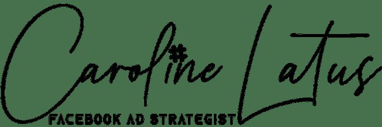 Caroline Latus | Facebook™ Ad Strategist