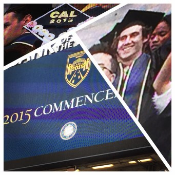 Cal Commencement 2015