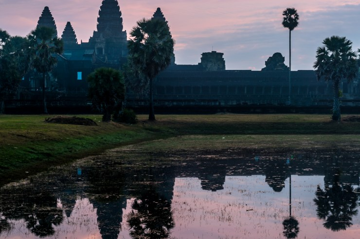 Angkor Wat, Cambodia January 2015