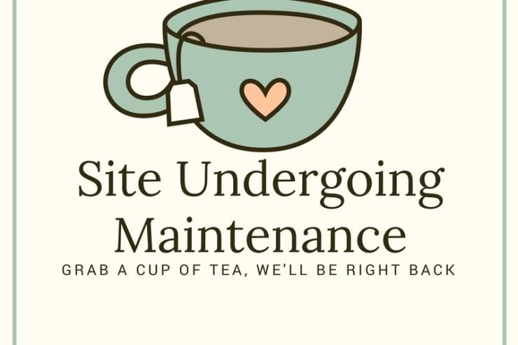 site-undergoing-maintenance