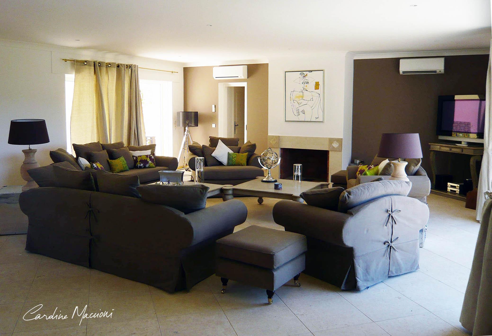 Decoration D Interieur Et Design Produit Villa De Luxe Plan De La Tour Hauts De Saint Tropez 83 Caroline Maccioni Designer Decoration D Interieur Coaching Shopping