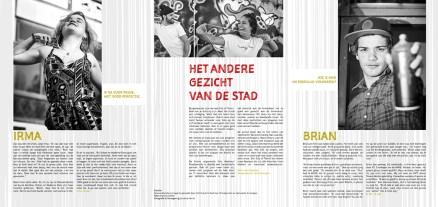 Publicatie voor Sint Martinus Pronkjewailn 2016: Het andere gezicht van de stad