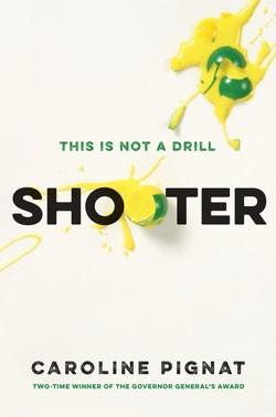 Image result for shooter by caroline pignat